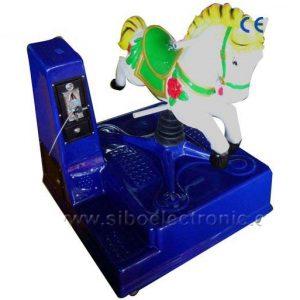 Κουνιστό λευκό άλογο