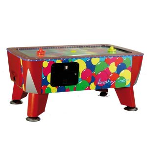 Air hockey baby balloon