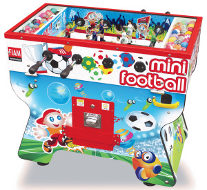 mini football αυτόματος πωλητής